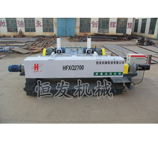 HFXQ2700-厚芯板旋切机